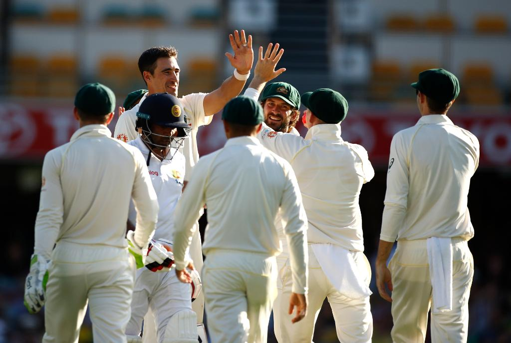 Australia Vs Sri Lanka Mitchell Starc Completes 200 Test Wickets Becomes 17th Australian To