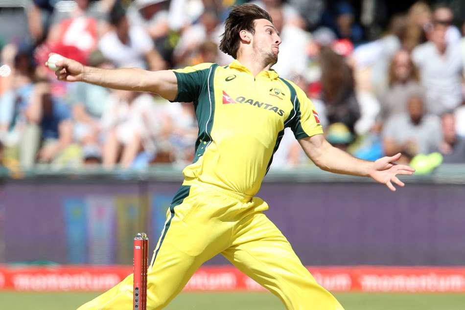 Ashton Turner Mitchell Marsh Australia Odi Squad