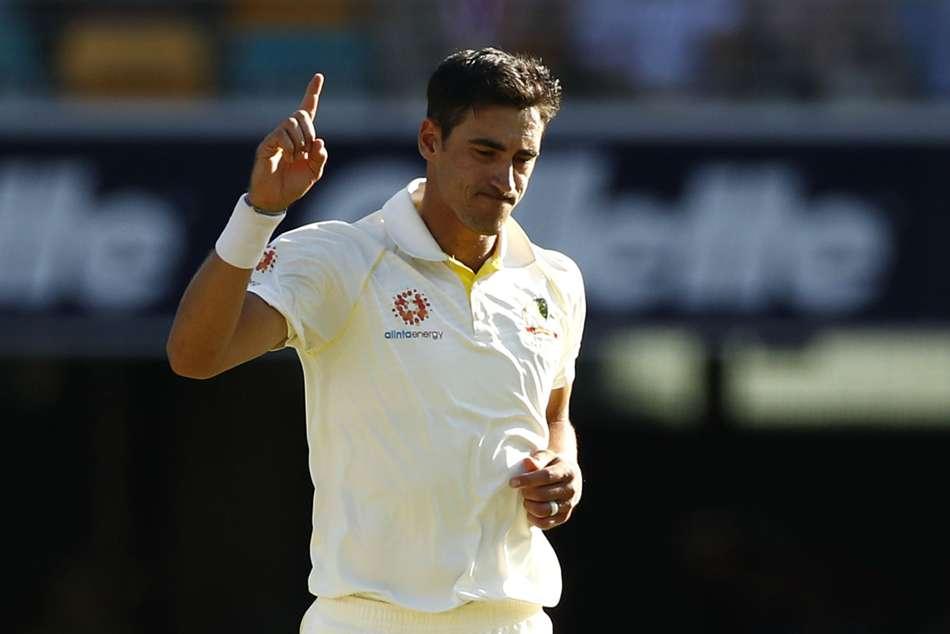 Australia Sri Lanka First Test Day One Report
