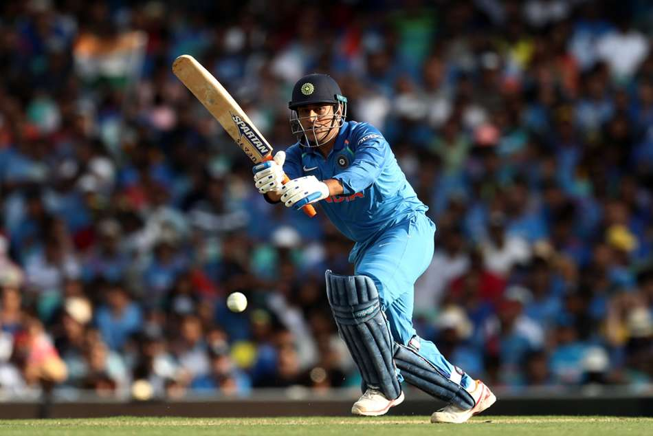 Rohit Sharma India Australia First Odi Ms Dhoni Number Four Ideal