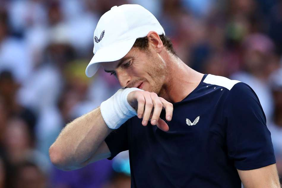 andy murray latest news