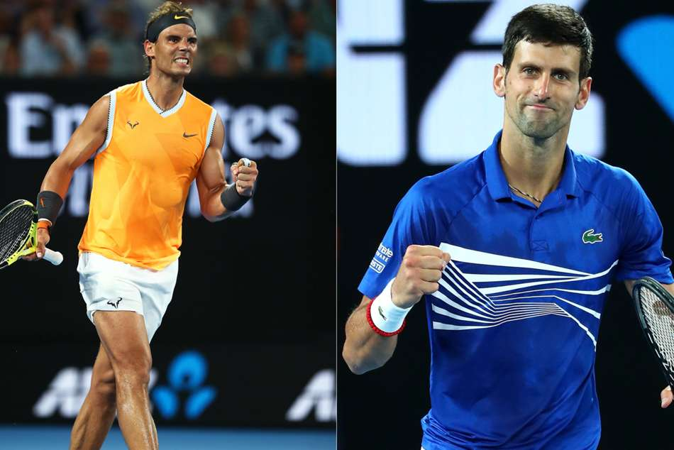 Rafael Nadal Novak Djokovic Australian Open Final Stats Preview