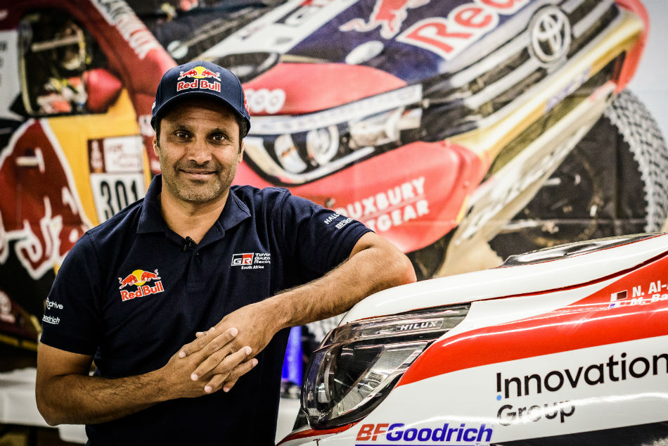 Peterhansel Wins Dakar Third Stage Al Attiyah Grabs Overall