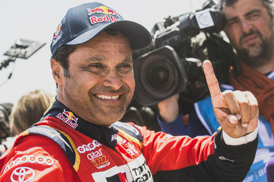 Nasser Saleh Al Attiyah The Champion Nonpareil