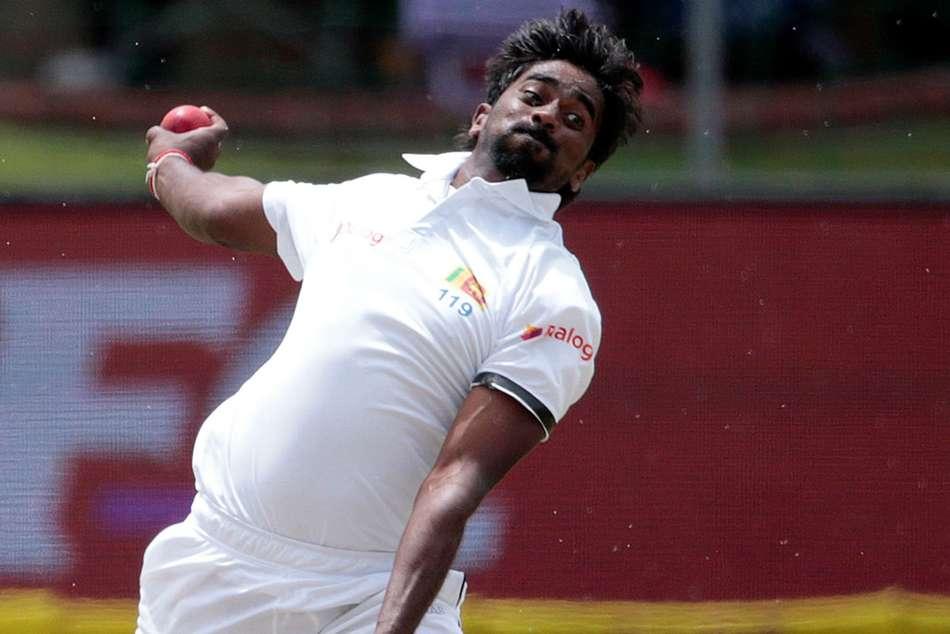 Vishwa Fernando Nuwan Pradeep Sri Lanka Australia Test Squad