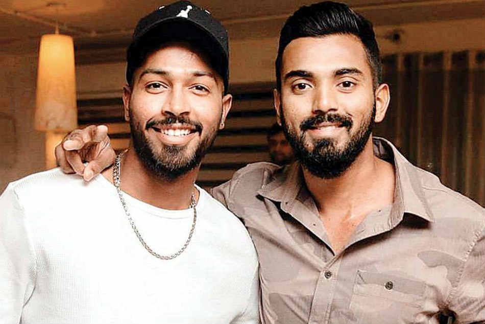 Bcci Issues Show Cause Notice To Hardik Pandya Kl Rahul Pandya Apologises