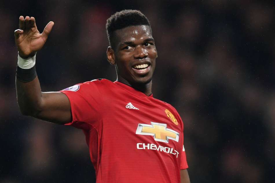 Manchester United star Paul Pogba missed their FA Cup victory over Reading with injury