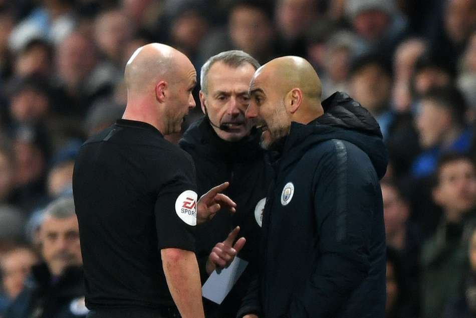 Pep Guardiola Fa Warning Liverpool Manchester City Premier League
