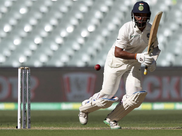 3. On Cheteshwar Pujara