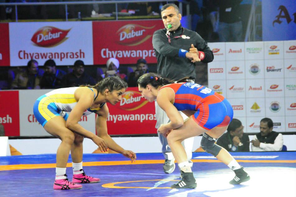 Epp Mae Sarita Help Up Dangal Register Maiden Win Pwl