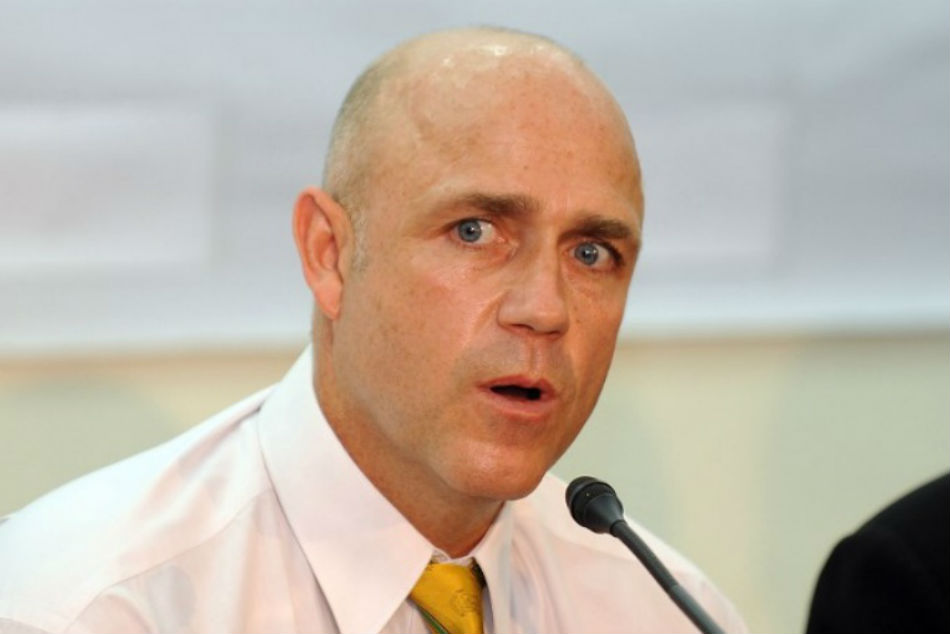 Richard Pybus is West Indies coach