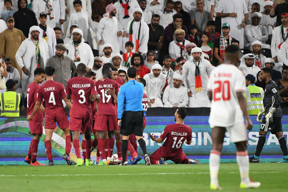 Afc Asian Cup Mabrook Qatar Fifa 2022 World Cup Hosts Win