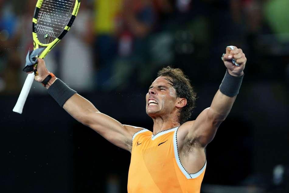 Rafael Nadal Australian Open Doubts Final Tsitsipas