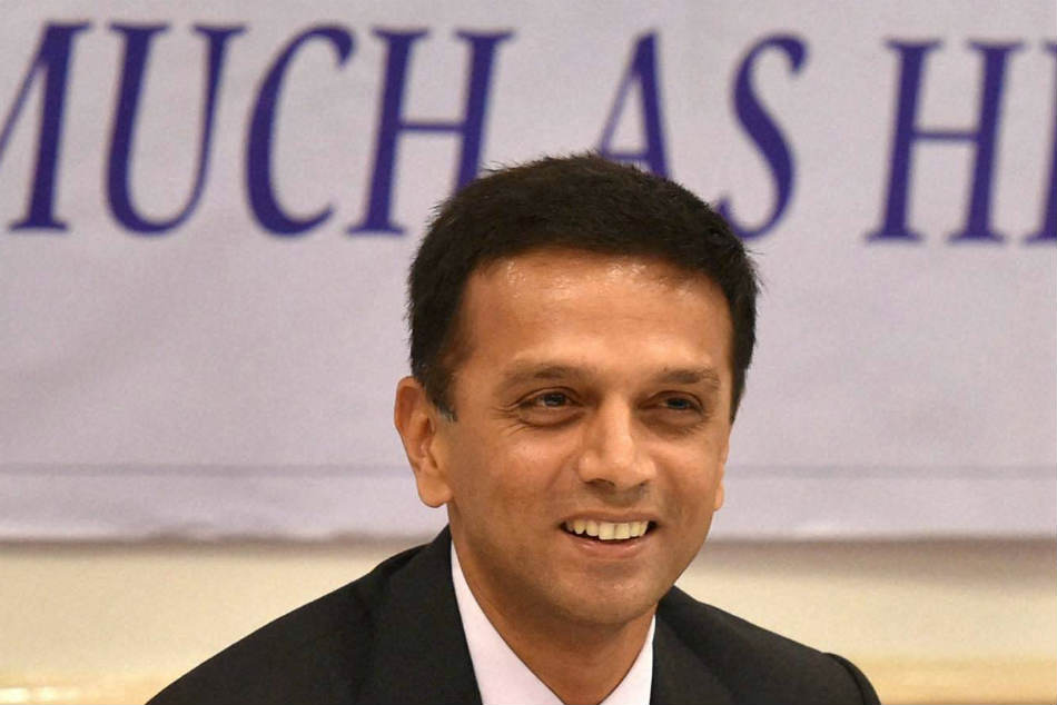 Wealth Is Not Only Reason That Youngsters Feel Entitled Rahul Dravid