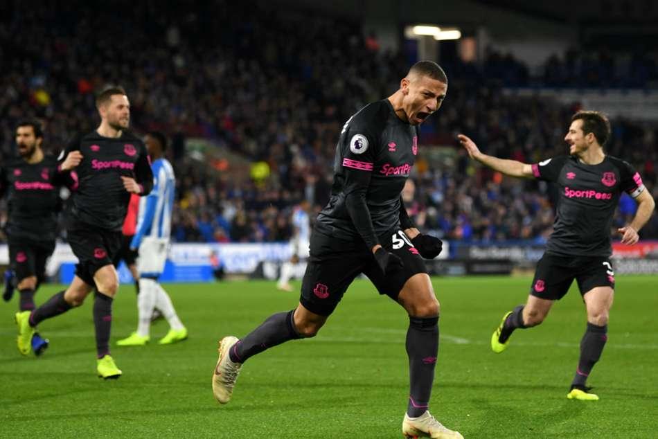 Huddersfield Town Everton Premier League Report Jan Siewert Marco Silva
