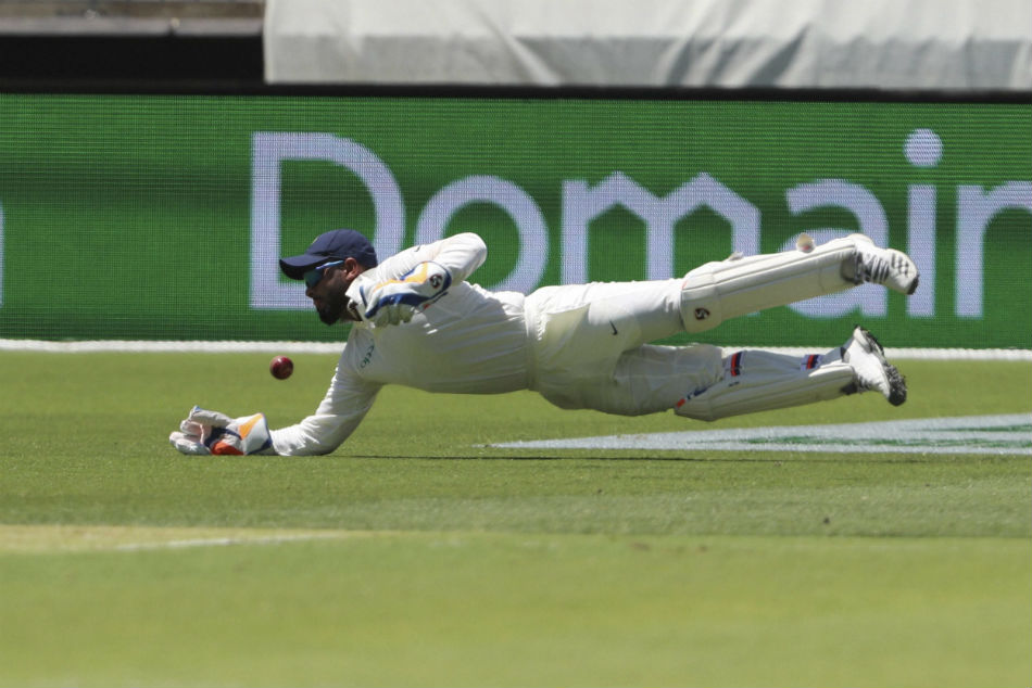 Pant Has Technical Issues Keeping Wickets Engineer
