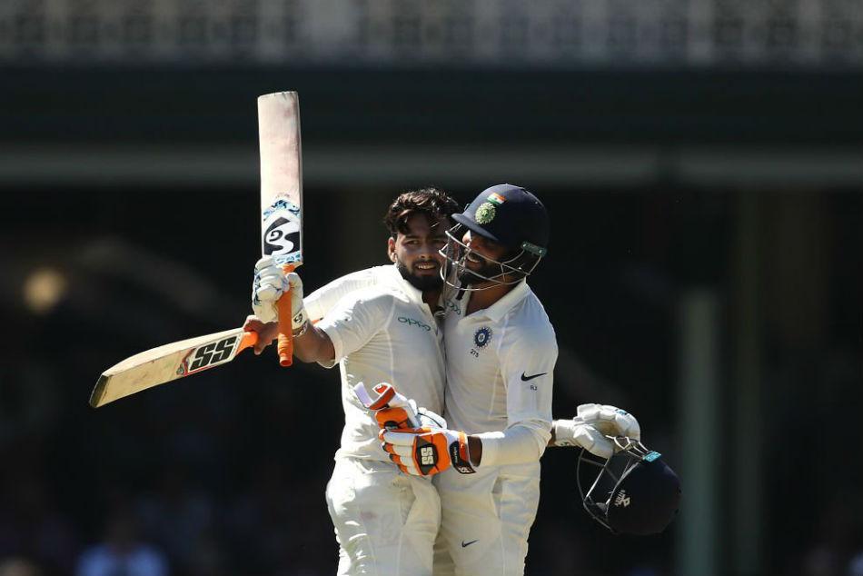 India Vs Australia 4th Test Day 2 Highlights Masterful Pujara Pant Jadeja Grind Australia Day