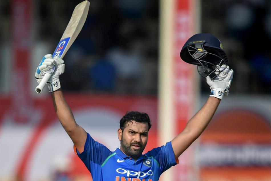 India Vs New Zealand Rohit Sharma Set Play His 200th Odi Look At His Stats