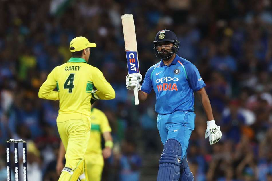 India Vs Australia, 1st ODI Highlights: Rohit ton in vain as Australia register 1,000th win