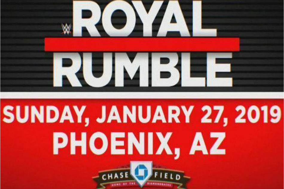 Royal Rumble 2019 (courtesy Twitter)