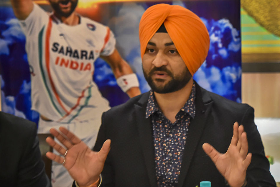 None Better Than Harendra As India Coach Sandeep Singh