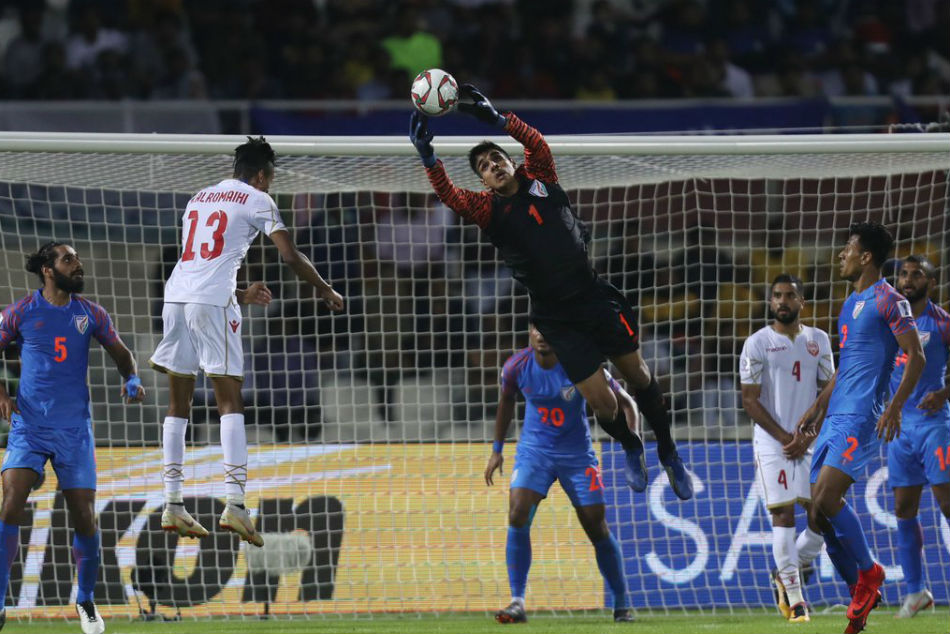 This Team Can Go Places Says India Goalkeeper Gurpreet Sing