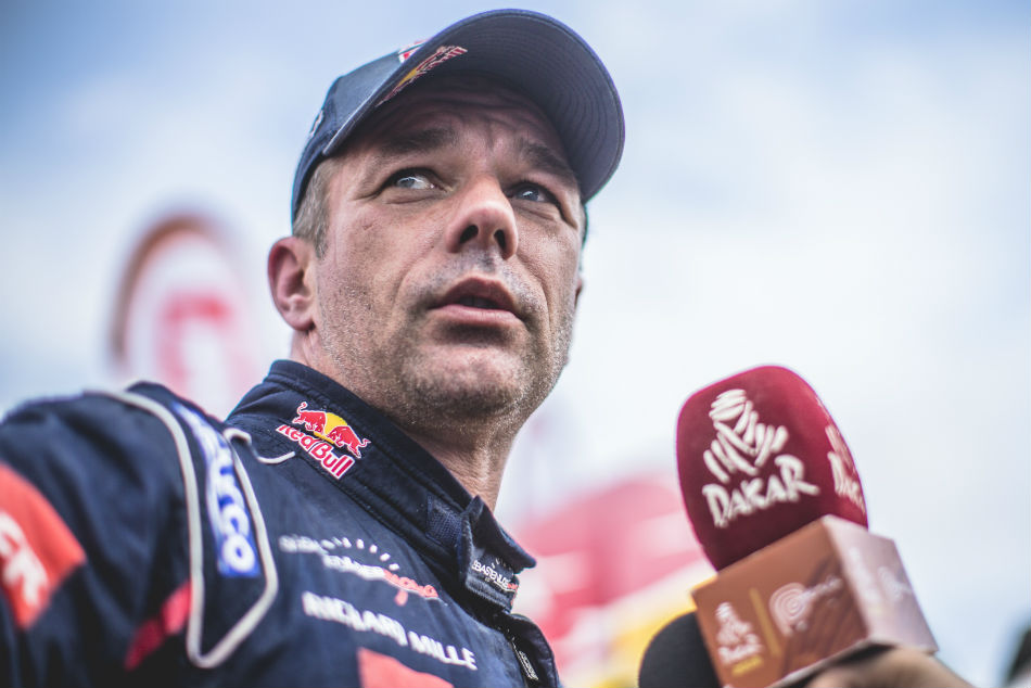 Loeb Wins Dakar Sixth Stage Al Attiyah Closes On Title
