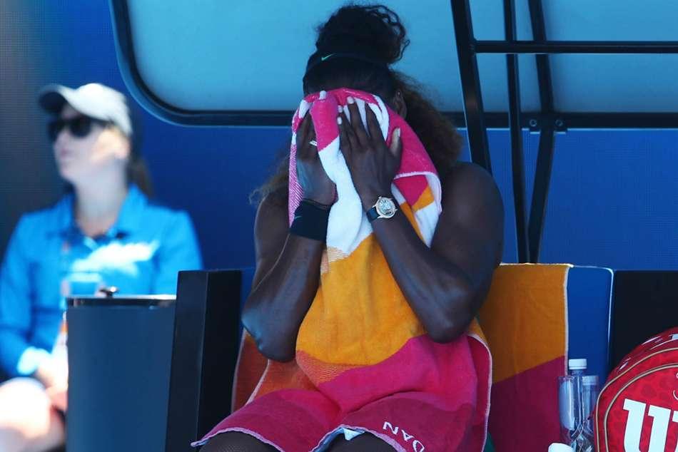Mcenroe Serena Williams Australian Open