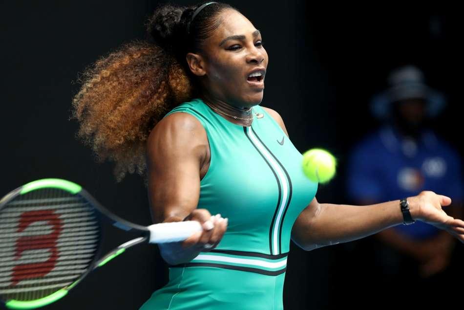 Serena Williams Maria Us Open Meltdown Australian Open