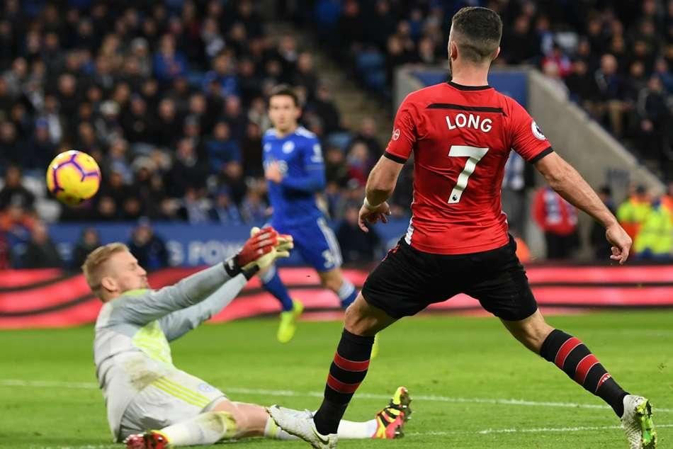 Leicester City Southampton Premier League