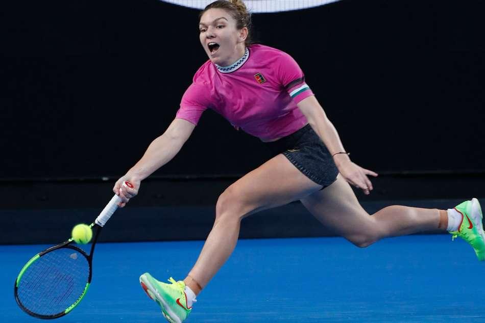 Australian Open Halep Digs Deep Gain Revenge Over Kanepi