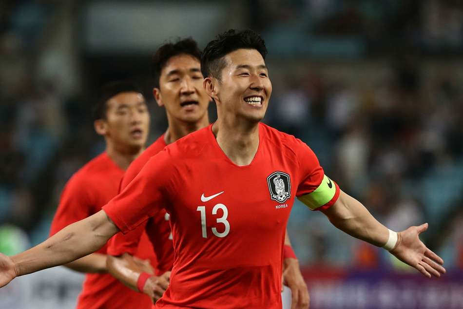South Koreas Son Heung-Min aims to repeat Asian Games success
