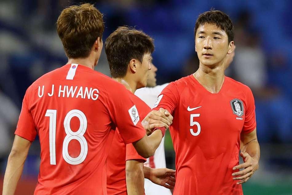South Korea Bahrain 2019 Asian Cup Preview