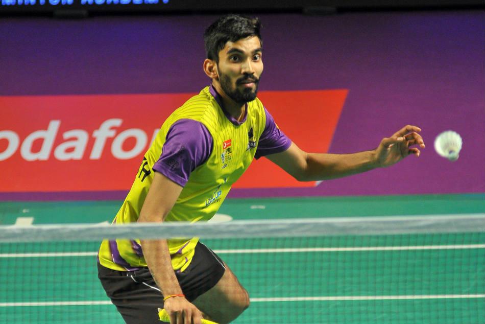 Pbl Bengaluru Raptors Inch Closer Semis As Srikanth Remains Unbeaten