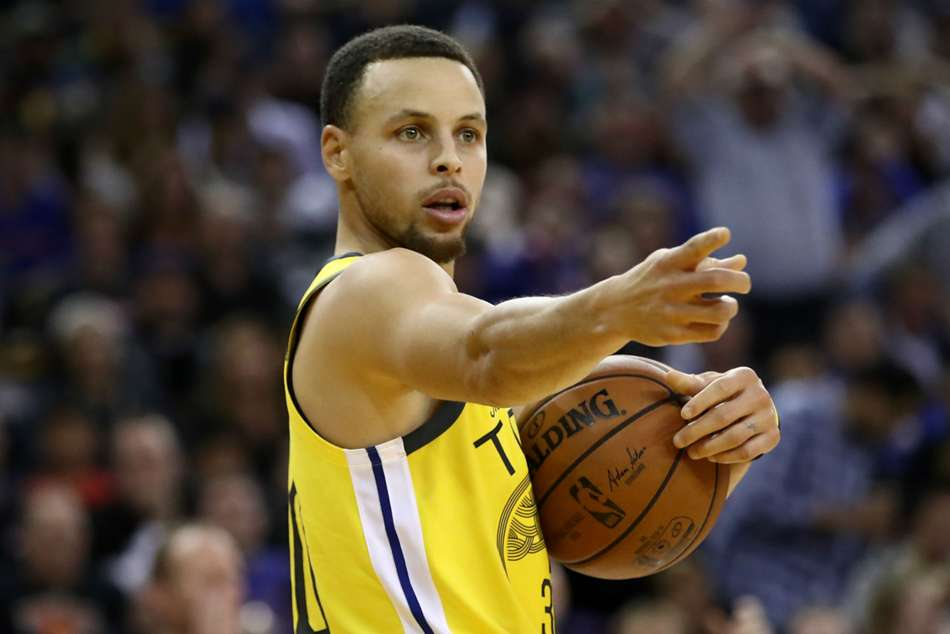 Stephen Curry Golden State Warriors Third All Time Three Point Field Goals