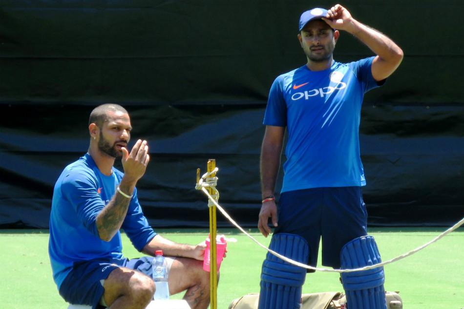 India Vs Australia Ambati Rayudu Reported Suspect Bowling Action