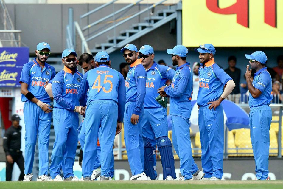 India Vs Australia Probable India Xi 2nd Odi Adelaide