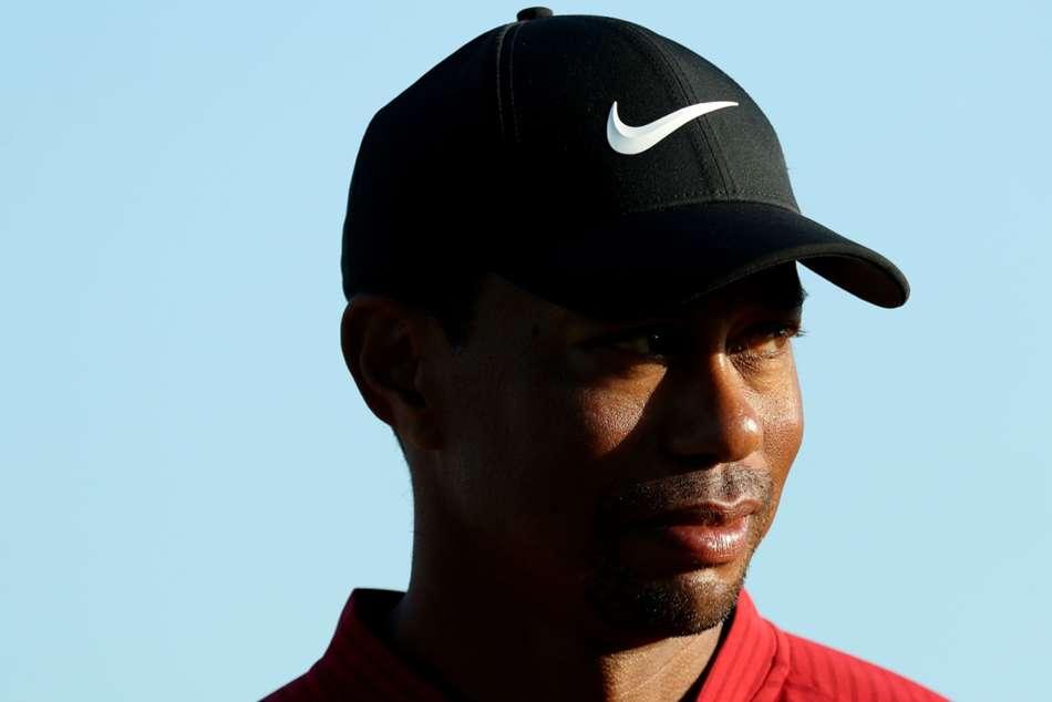 Tiger Woods Farmers Insurance Open Pga Tour Golf