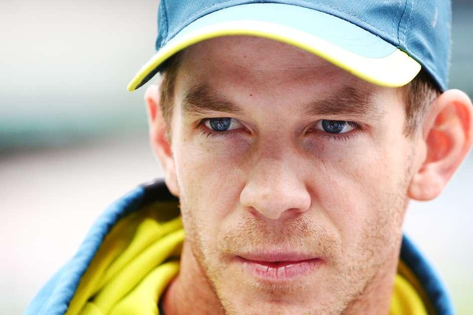 Tim Paine India Australia Test Series