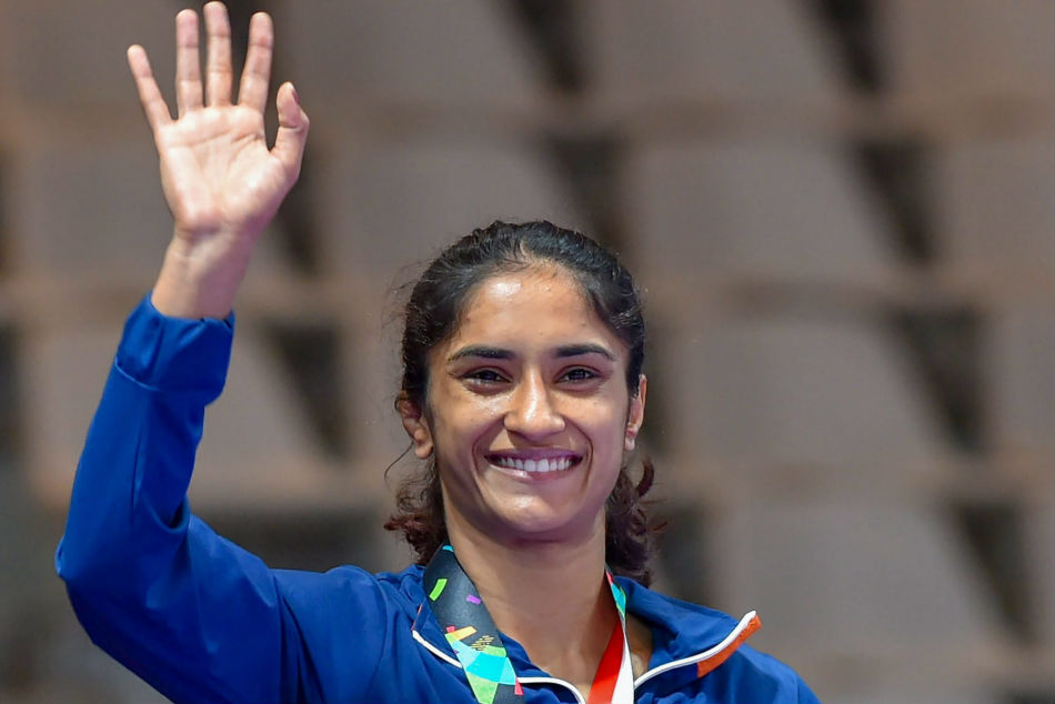 Wrestler Vinesh Phogat Nominated Laureus World Sports Awards