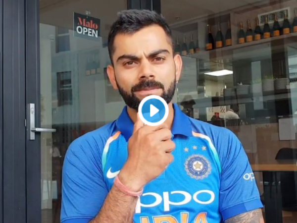 Virat Kohli Had This Say After Sweeping Icc Awards 2018 Watch
