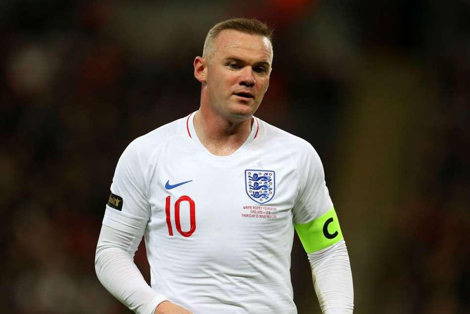 Wayne Rooney Arrested Intoxication Swearing Washington