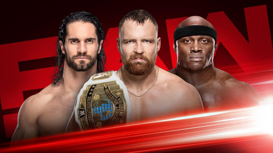 Wwe Monday Night Raw Preview Schedule January 14 2019