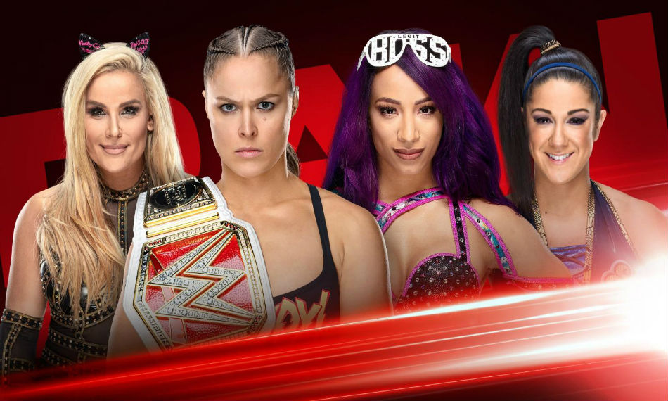 List Of Wwe Papervieuw 2019: WWE Monday Night Raw Preview And Schedule: January 21