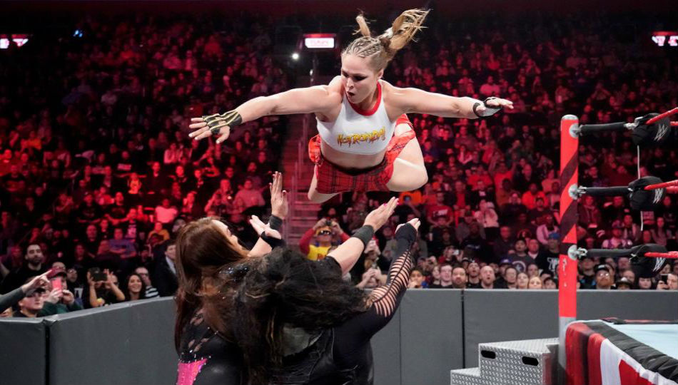 Wwe Monday Night Raw Results Highlights December 31