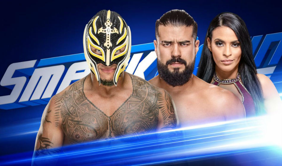 Wwe Smackdown Live Preview Schedule January 15 2019