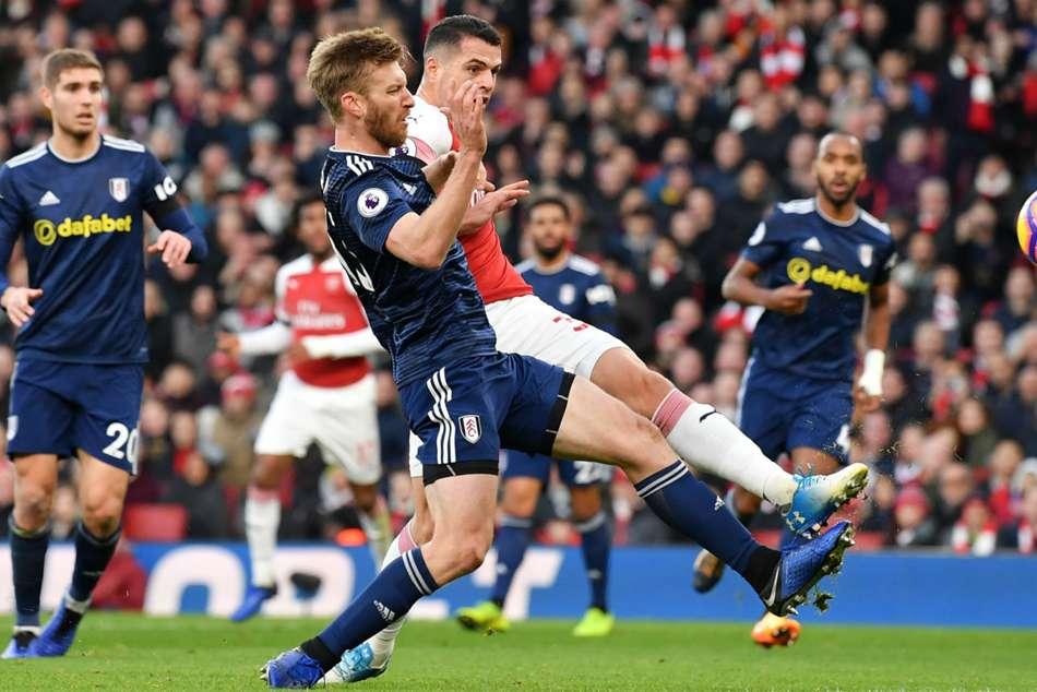 Arsenal 4 Fulham 1 Gunners Get Back To Winning Ways Premier League Report