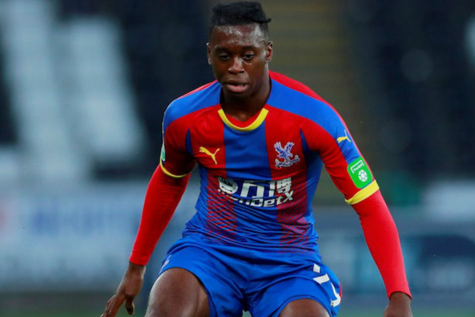 Manchester United Ready Improved Bid For Aaron Wan Bissaka