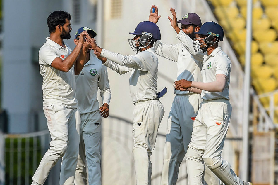 Ranji Trophy Final Vidarbha Vs Saurashtra Pujara Cheaply As Vidarbha Inch Closer To Title