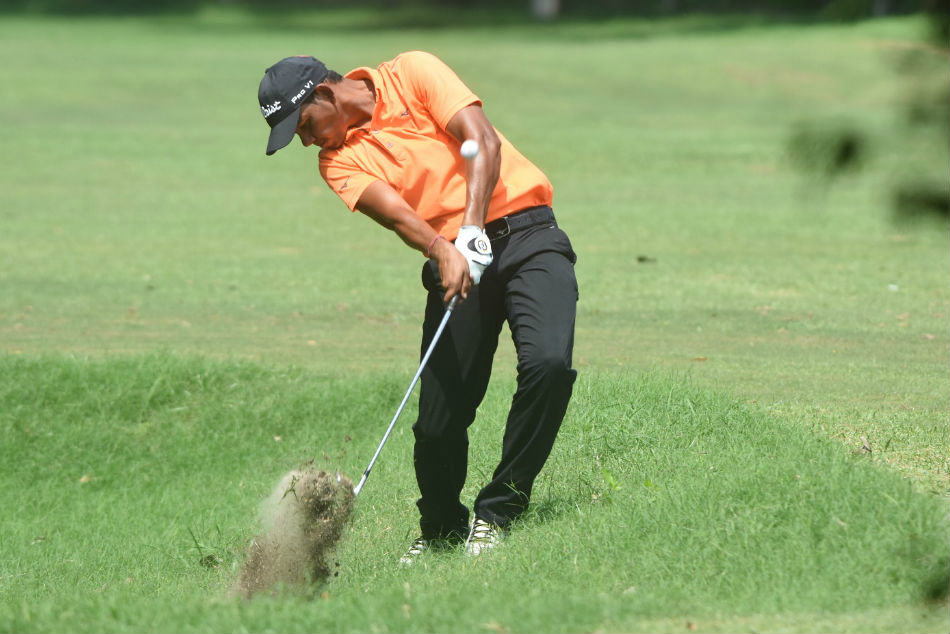 Pgti Players Championship Kapil Kumar Akshay Sharma Hold Joint Lead Opening Day
